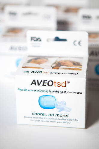 Aveo Tongue Stabilising Device (TSD)